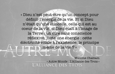 Citation Maxime Chattam