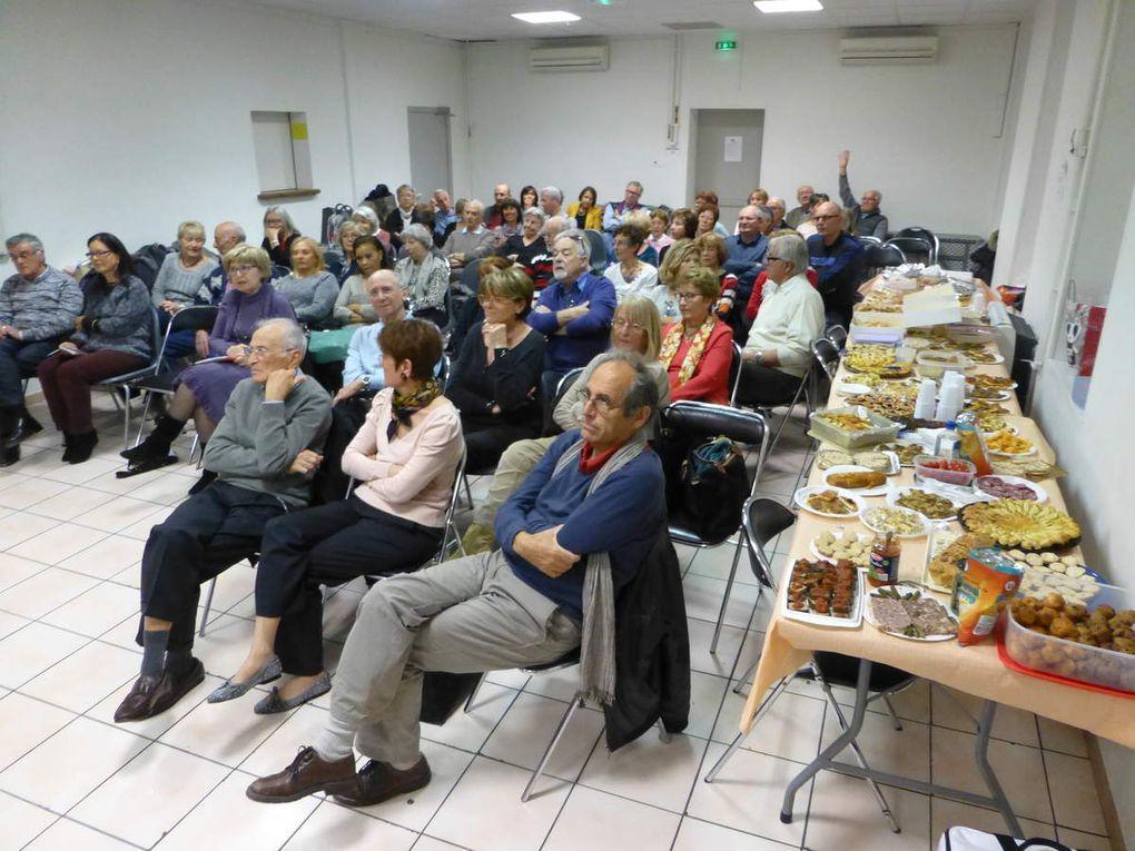 Assemblée Générale de Pas et Repas 2016