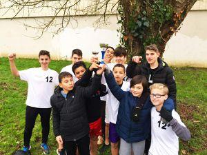 Deux équipes championnes du Lot et Garonne de FUTSAL