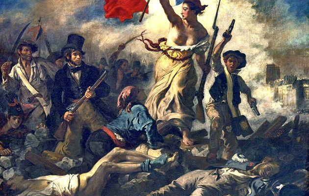 La Barricade à Delacroix