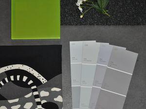 Idées déco : planches couleurs
