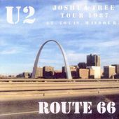 U2 -Joshua Tree Tour -25/10/1987 -St Louis USA , St. Louis Arena - U2 BLOG