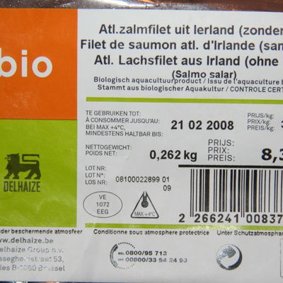 Comment obtenir le Label Bio ?