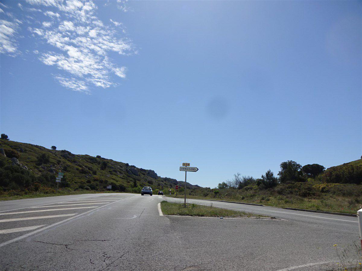 Mercredi 12 mai : Une belle virée dans le Val de DAGNE et le MINERVOIS