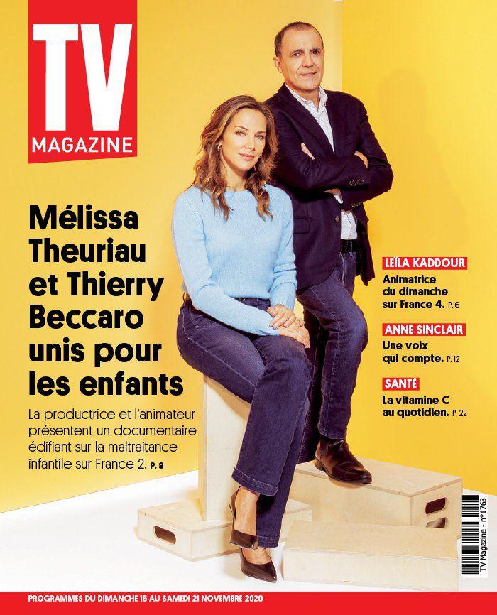 La une des nouveaux numéros des revues TV : Clément Rémiens, Sophie Davant, Elsa Lunghini...