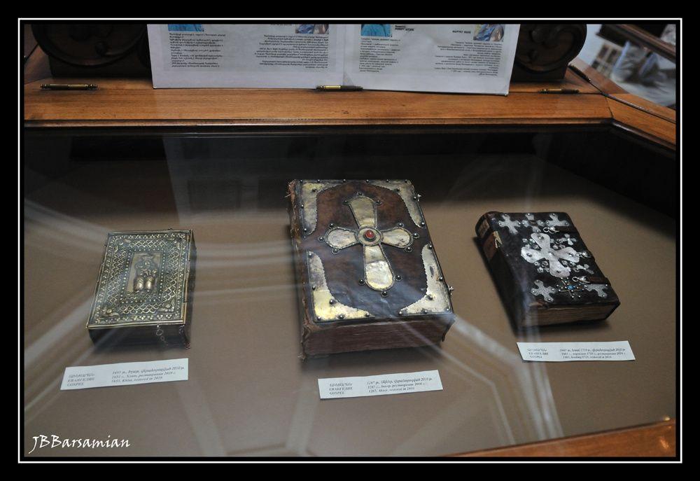 Bibliothèque des manuscrits anciens, Le Matenadaran est un sanctuaire du livre et de la mémoire.