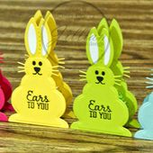 A Jillian Vance Design: Bunny Treats