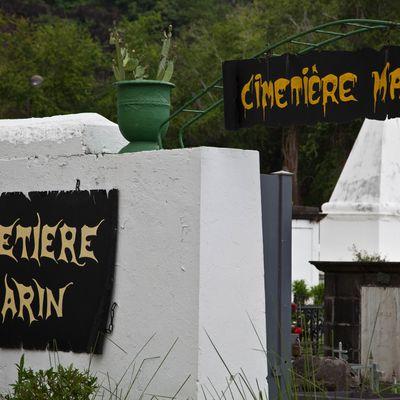 La Réunion - Cemetary