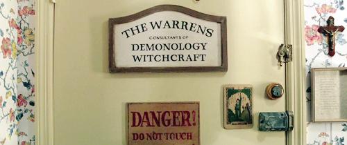 Le dossier Wan, chapitre 1 (Conjuring: les dossiers Warren de James Wan)