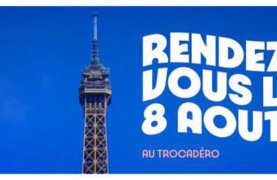 Journée spéciale sur France Télévisions pour le passage de relais entre Tokyo 2020 et Paris 2024