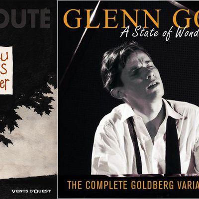 """""""Un peu de bois et d'acier"""" de Chabouté / Glenn Gould """"Les Variations Goldberg"""""""
