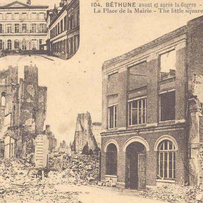 Été 1918, les élus rêvent au jour où la ville renaîtra de ses cendres (2/3)