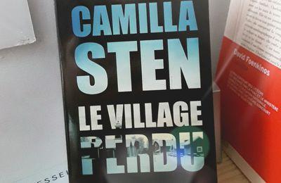 Le village perdu, de Camilla Sten