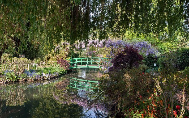Galerie Monet en plein air