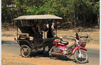 Siem Reap : temples d'Angkor et lac Tonlé Sap