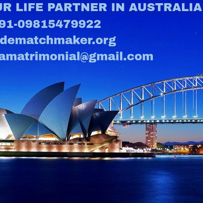 AUSTRALIA MATCHMAKING CUSTOMER CARE 91-09815479922 WWMM