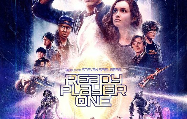 READY PLAYER ONE - Bande Annonce 3 VO