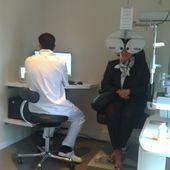 Humour Ophtalmologue: Amélioration visuelle improbable - Doc de Haguenau