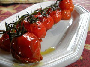 Tomates rôties