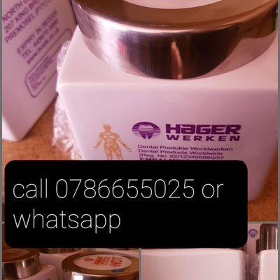 Zambia supplier Hager Werken Embalming Compound Pink Powder +27786655025
