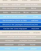 FDSE02902 FDSE02902 Etiquette un air grec - bandes de mots FEE DU SCRAP