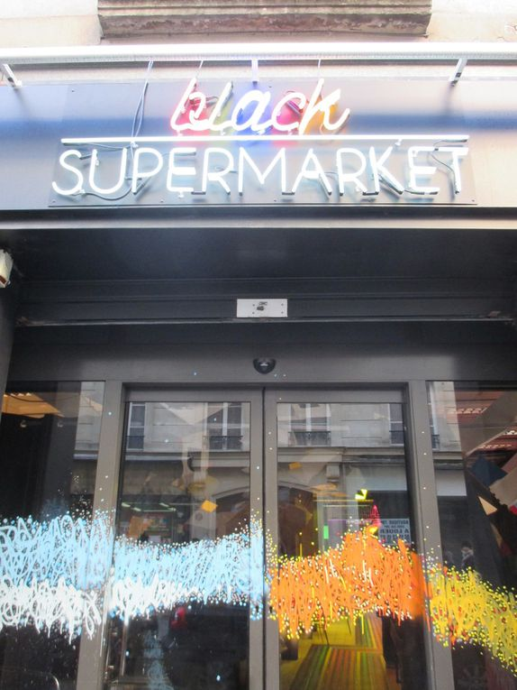 Le Black Supermarket - Paris 3e