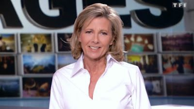 2013 05 11 - CLAIRE CHAZAL - TF1 - REPORTAGES @13H25