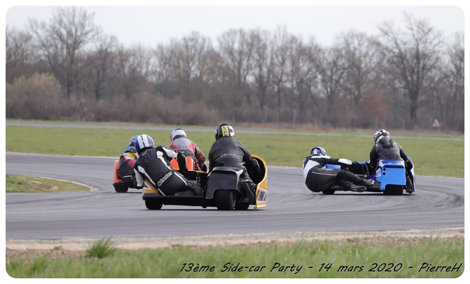 Side car Party 2020