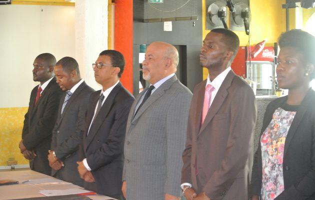 O encontro entre a Embaixada de Angola na Suiça e a comunidade de Angola no Cantão de S. Gallen