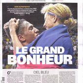 Un couple en or dimanche dans Stade 2...puis lundi dans Le grand journal. - LeBlogTvNews