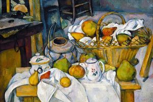 Puzzle Cezanne Nature morte