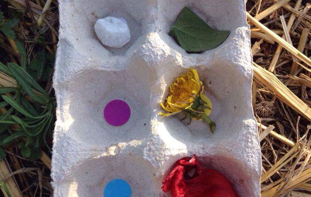 Diy : Chasse aux couleurs