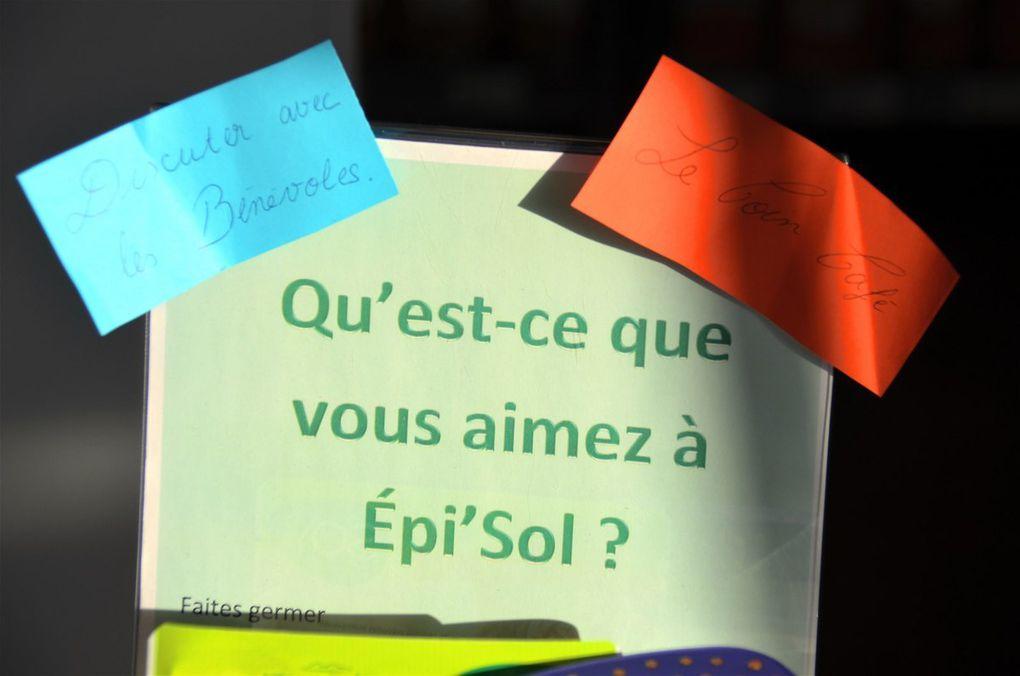 EPI'SOL : Une épicerie plus que solidaire