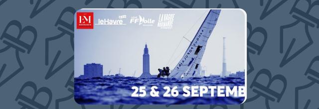 Voiles Étudiantes du Havre powered by EM Normandie les 25 et 26 septembre 2021
