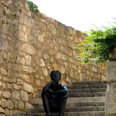 """Escaliers de rues chez """"Douce France"""""""