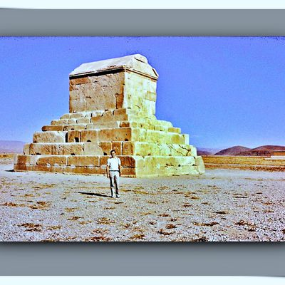 Iran 1974 -diapositives -Naqsh - e Roustan