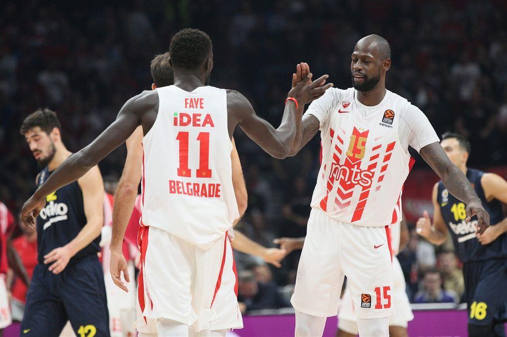 EuroLeague : l'Etoile Rouge de Belgrade se paie le Fenerbahçe Ulker
