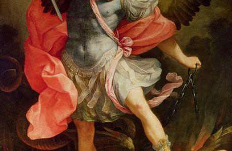 Coroncina Angelica a San Michele Arcangelo e ai 9 Cori Angelici