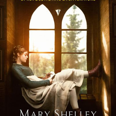 Vite vu : Mary Shelley