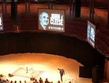 John Cleese in Köln: And now for something completely different - Philharmonie 28.05.2018
