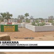 Burkina Faso : début de l'exhumation de Sankara et 12 de ses compagnons d'armes tués en 1987