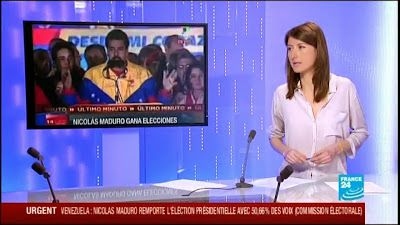 2013 04 15 - KARINA CHABOUR - FRANCE 24 - PARIS DIRECT @06H48
