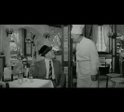 """""""La Cuisine au Beurre"""" avec Bourvil et Fernandel"""