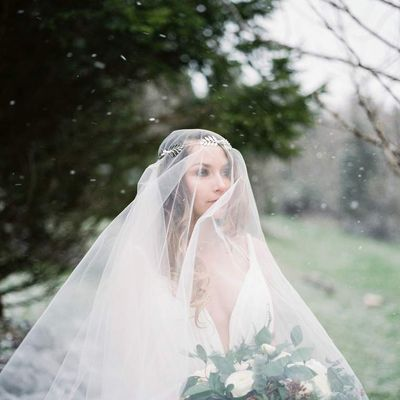 Winter Wedding Inspiration - Shooting Mariage d'hiver