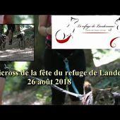 Canicross du refuge landerneau