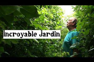L'incroyable Jardin Comestible de Gilbert Cardon