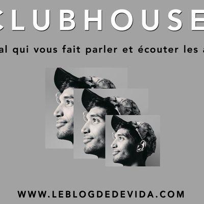 Clubhouse : le réseau social qui vous fait parler et écouter les autres