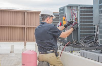 Get Heat Pump Repair Services When You Need Them