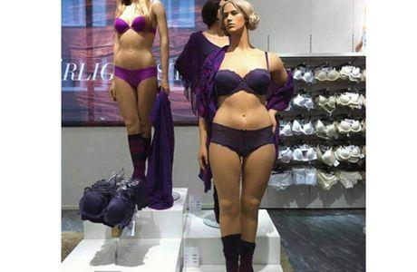 Des mannequins réalistes chez H&M