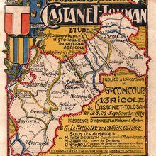 Un canton languedocien : CASTANET TOLOSAN en 1929     4ème partie